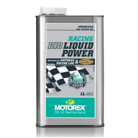 MOTOREX  Racing Bio Liquid Power  1 liter