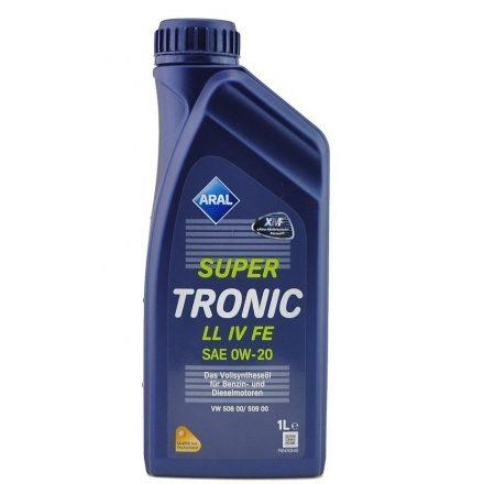 Aral SuperTronic LL IV 0W20 1 liter