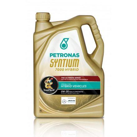 Petronas SYNTIUM 7000 HYBRID 0W20 5 liter