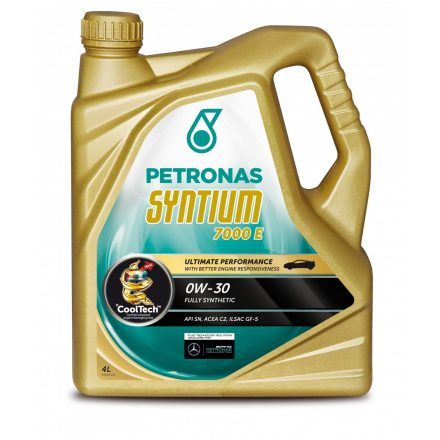 Petronas SYNTIUM 7000 E 0W30 4 liter