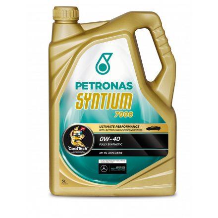 Petronas SYNTIUM 7000 0W40 5 liter