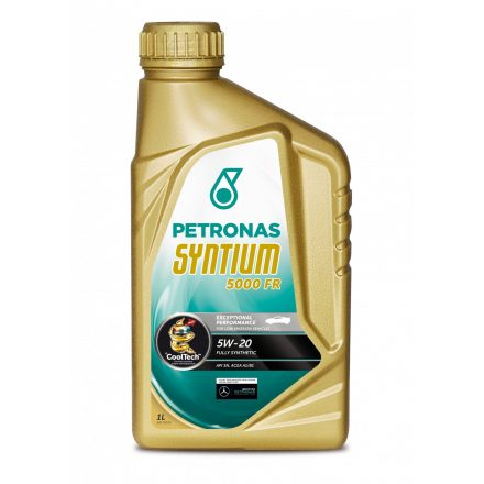 Petronas SYNTIUM 5000 FR 5W20 1 liter